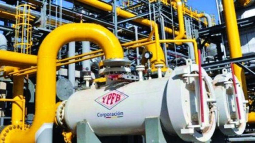 YPFB garantiza gas natural para demanda interna y busca activar con ENDE otras fuentes de energía