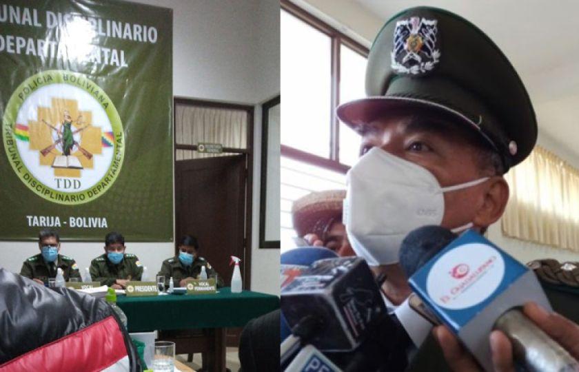 """Sancionan a coronel de la Policía por caso motín: """"Me dan de baja por no ser servil"""", declaró Rivas"""