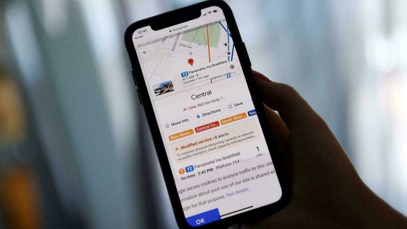 Google alienta a sus usuarios a integrar el clima en sus decisiones diarias