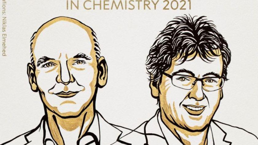 Un alemán y un estadounidense, expertos en catalizadores, ganan el Nobel de Química