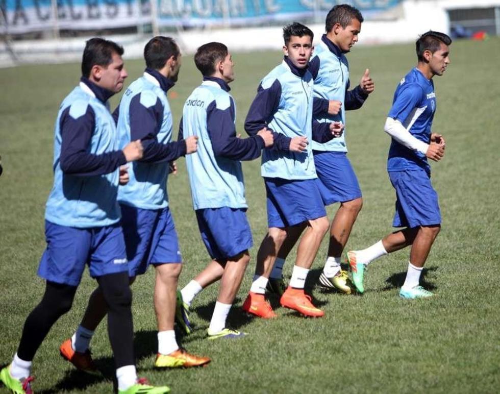 Bolívar registra a 26 jugadores para jugar en la Copa Sudamericana