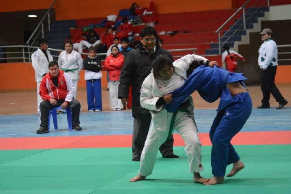 Las judocas buscan avanzar en la ronda eliminatoria.
