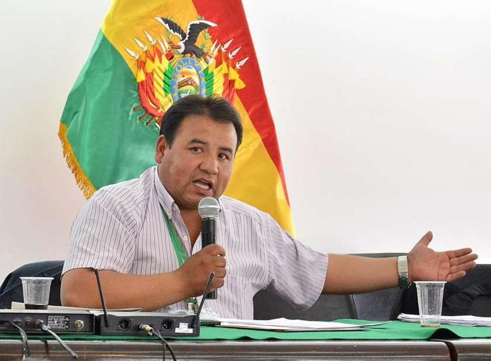 El nuevo presidente del ente federativo