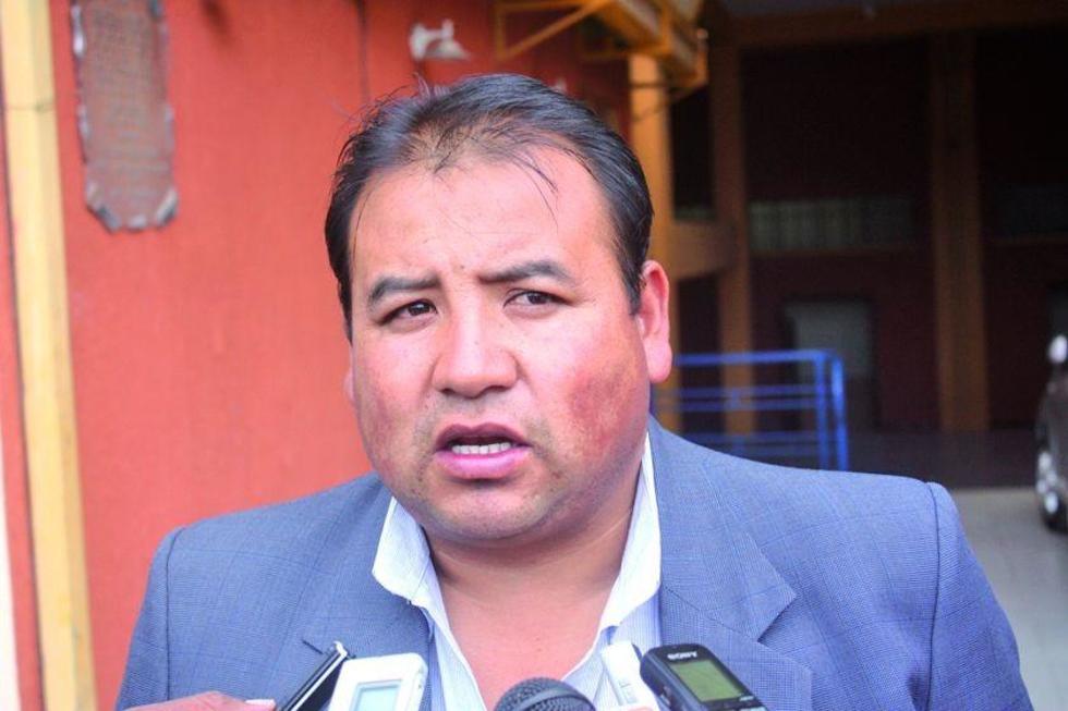 """Marco Ortega: """"nosotros seguiremos adelante"""""""
