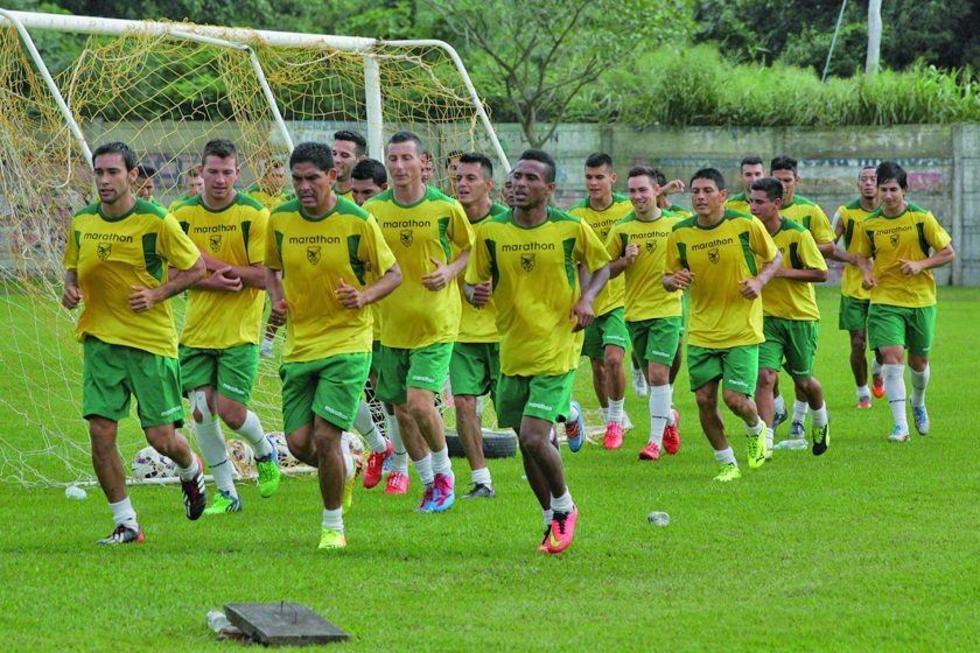 La Verde jugará contra Uruguay el 8 de octubre y Ecuador 13 del mismo mes.