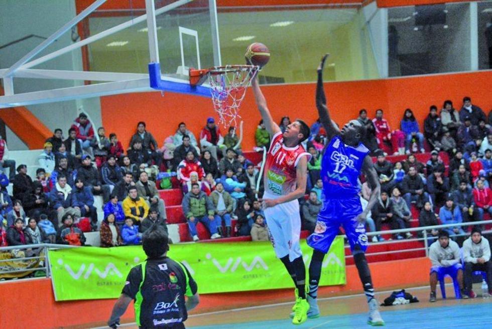 Pichincha gana a CAN por 11 puntos en la Libobásquet
