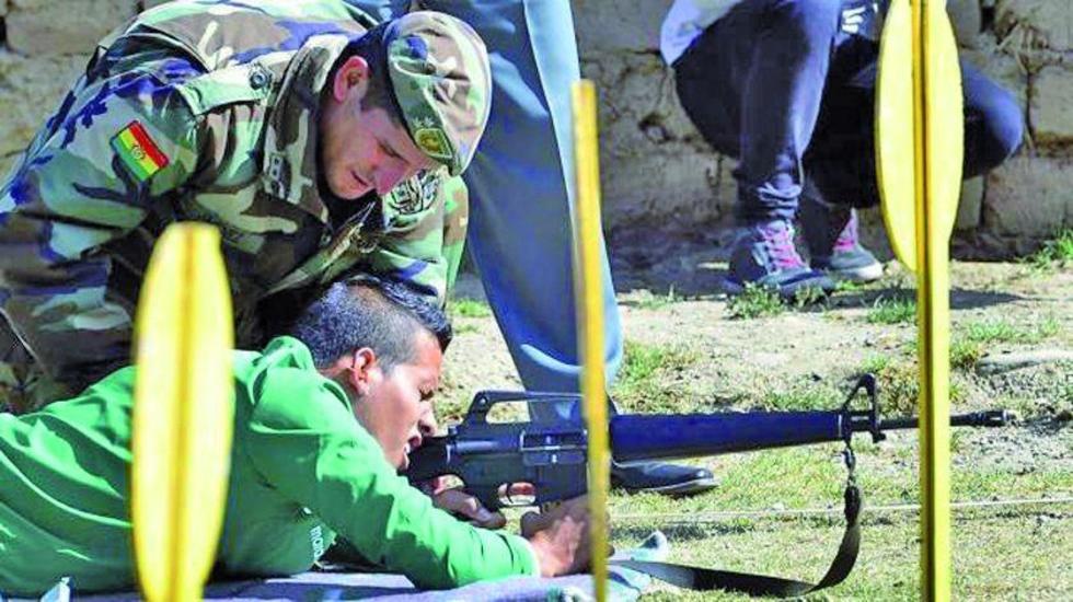 Bolivia promete dar batalla
