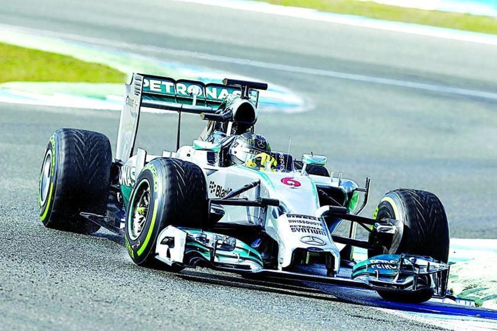 Nico Rosberg será otro de los competidores de este fin de semana.