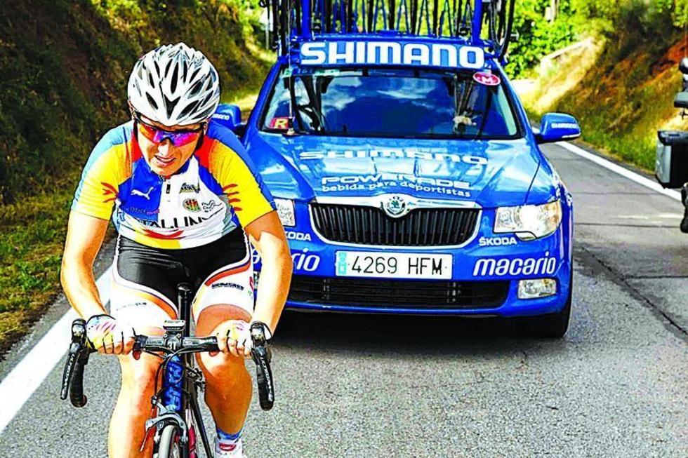Más de 300 ciclistas compiten hoy en Cali