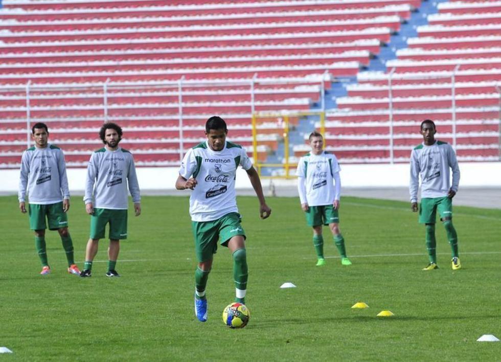 Bolivia cae diez puestos en el ranking de la FIFA