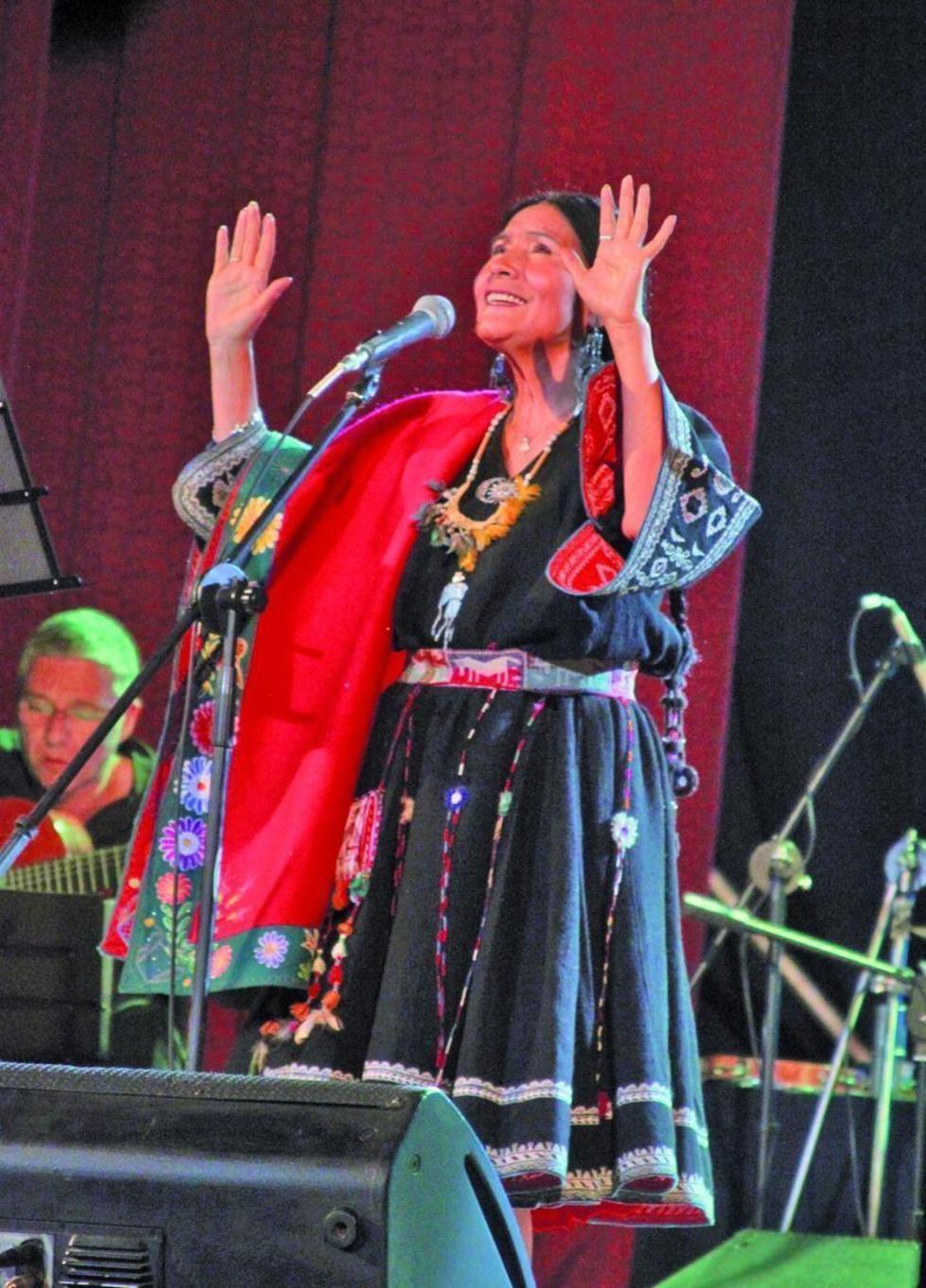 La potosina volverá a cantar a Potosí.