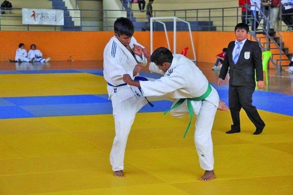 Nacional de judo.