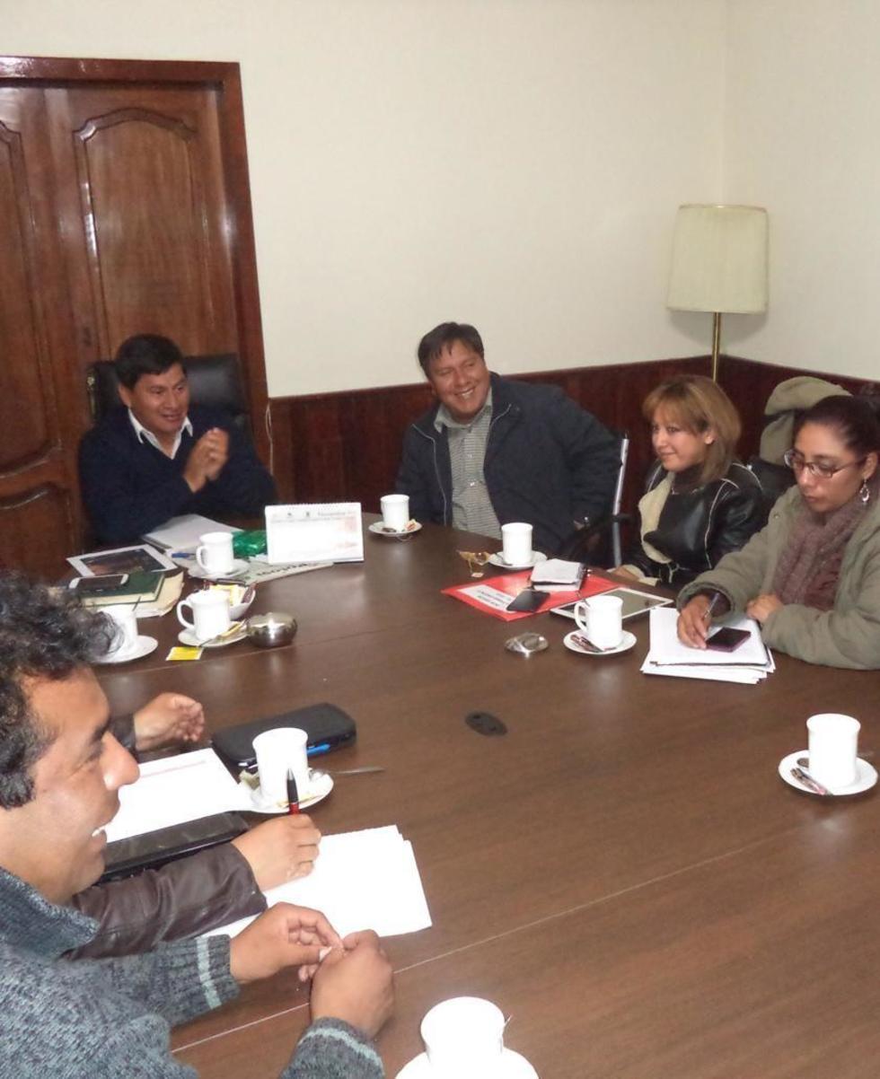La reunión que definió detalles del acontecimiento cultural.