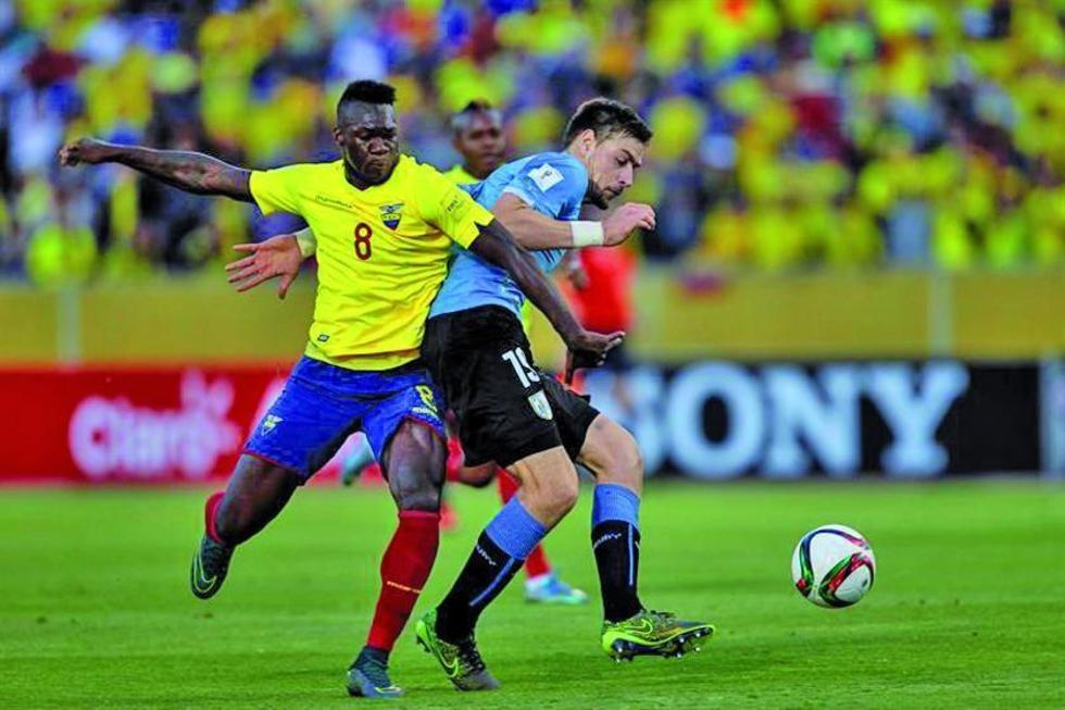 Ecuador gana y asegura la punta