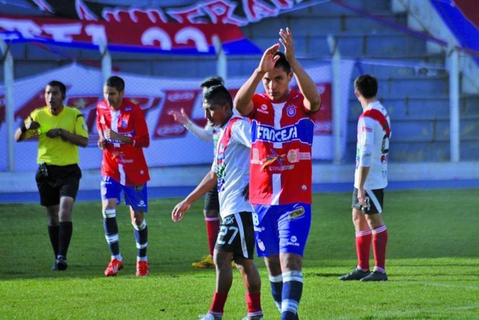 La U logra un valioso punto ante Nacional   en Potosí