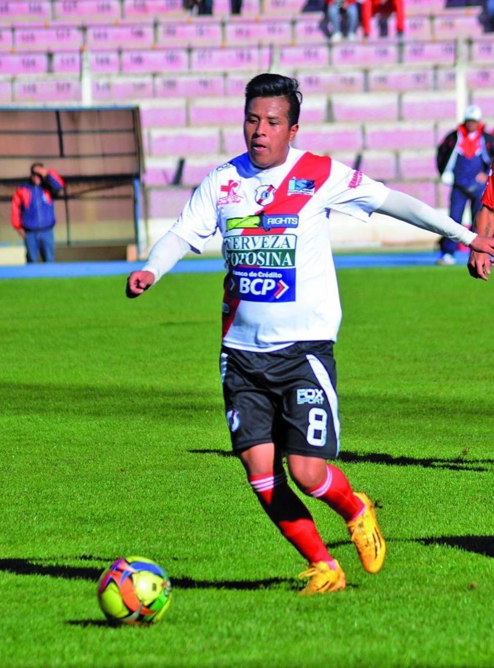 Nacional Potosí pretende sumar  ante Sport Boys