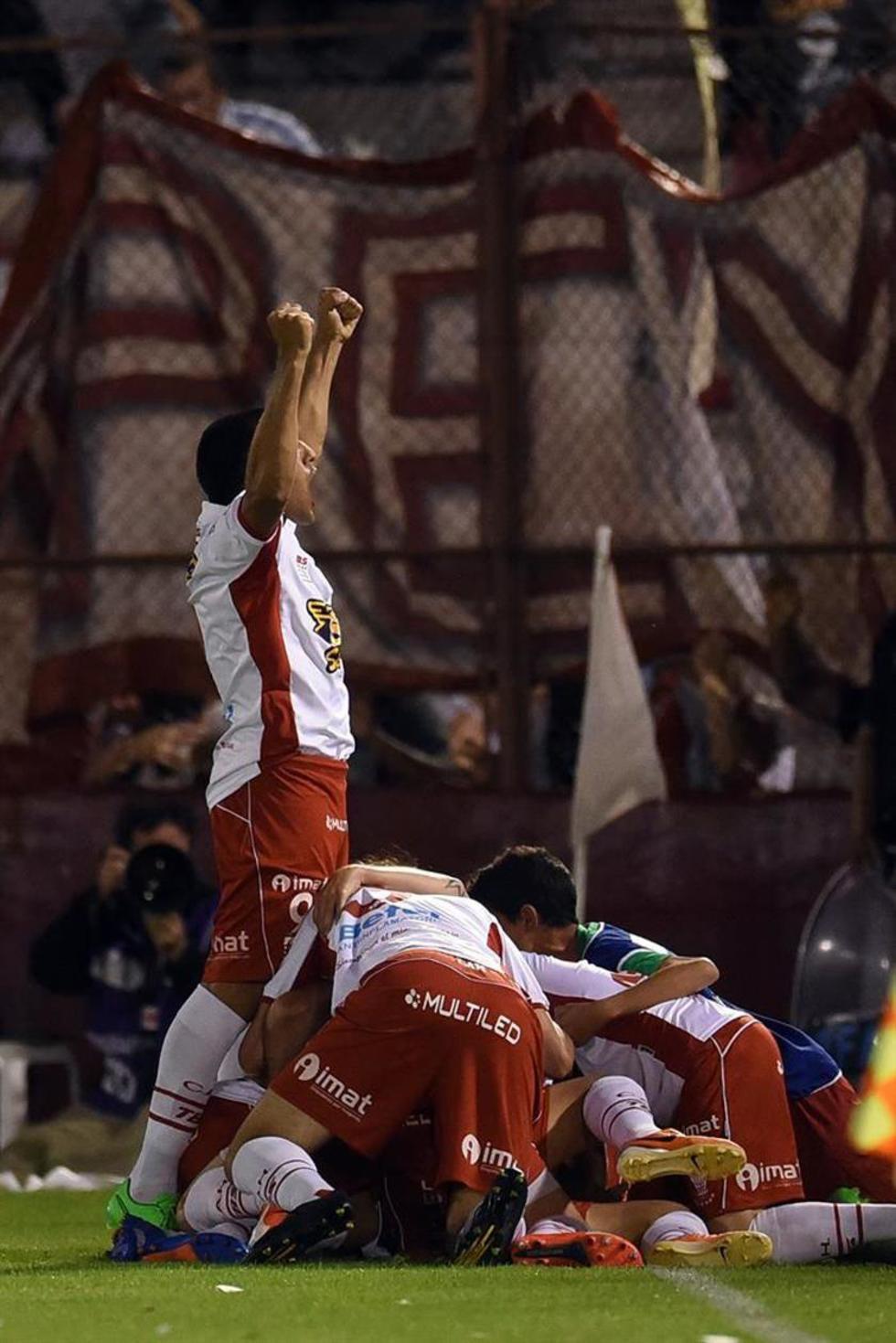 Huracán elimina a River Plate