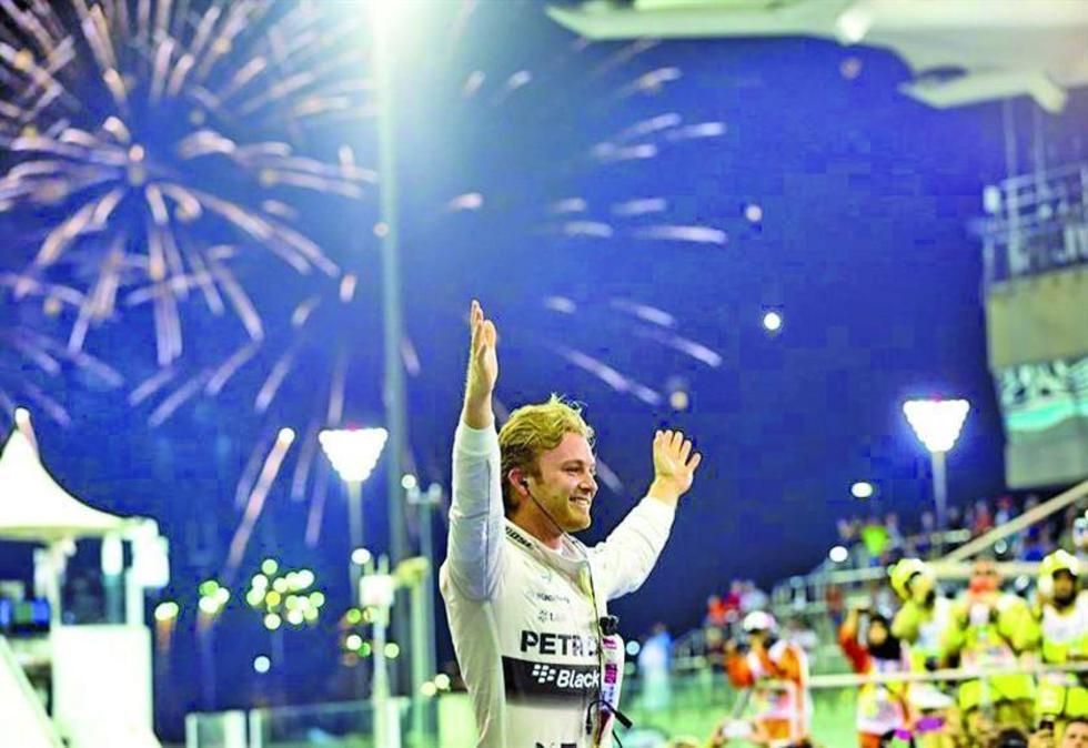 """Nico: """"Estoy entusiasmado con el final de la temporada"""""""