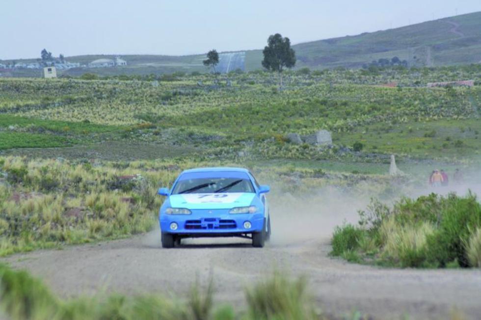 El sábado arranca la carrera departamental de automovilismo
