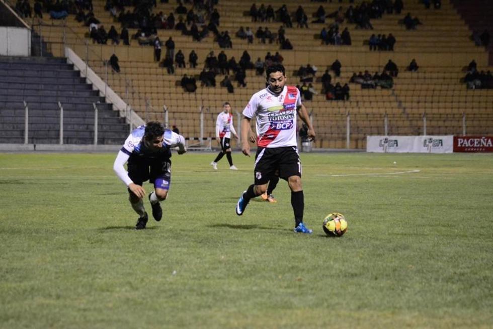 Nacional Potosí se jugará por los tres puntos ante Ciclón