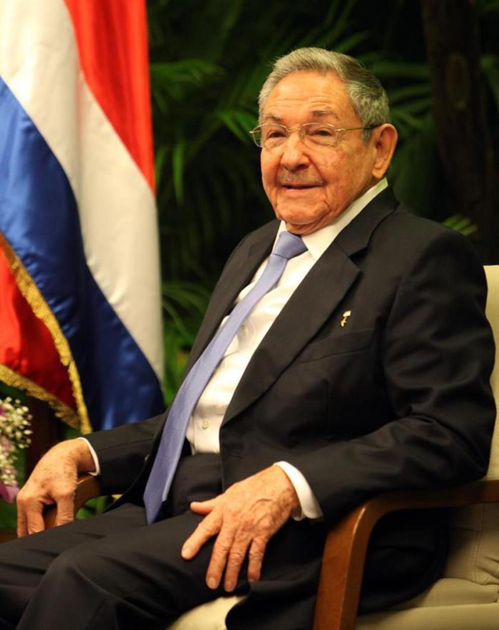 El presidente cubano evaluó un año del deshiele de relaciones con el país del norte.