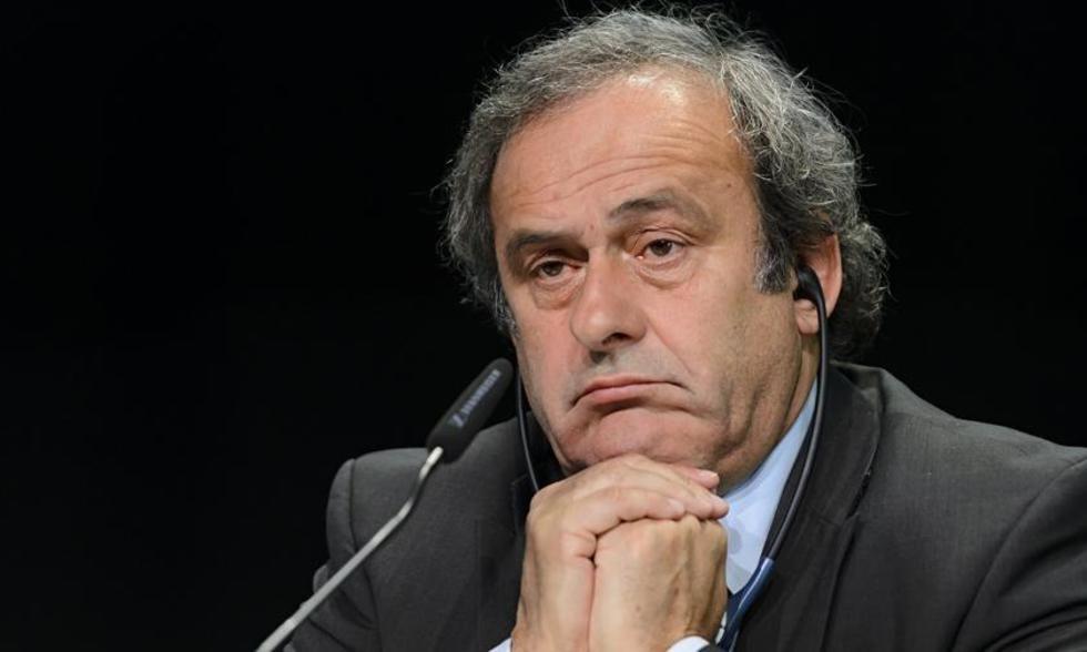 El francés Michel Platini.
