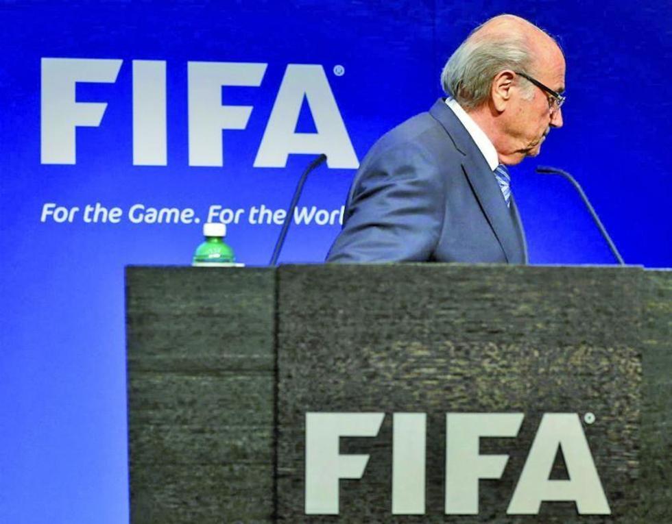 Votación del Mundial tumba a Blatter