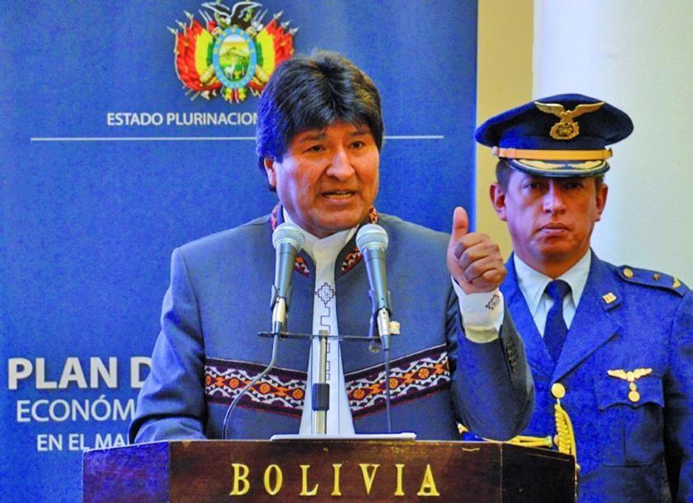 Morales estará en Uyuni y Orinoca para ver el Dakar