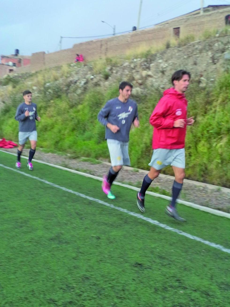 López, Azpillaga y García empiezan con su trabajo de adaptación