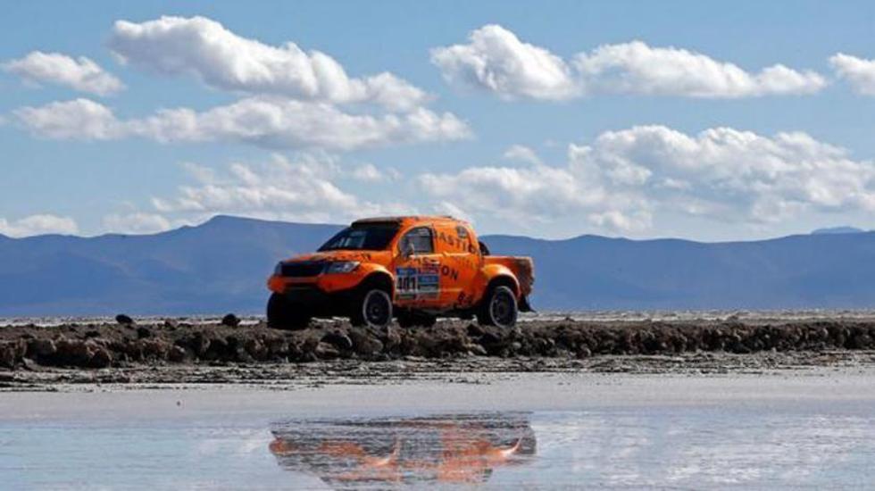 El rali Dakar llega hoy a Bolivia