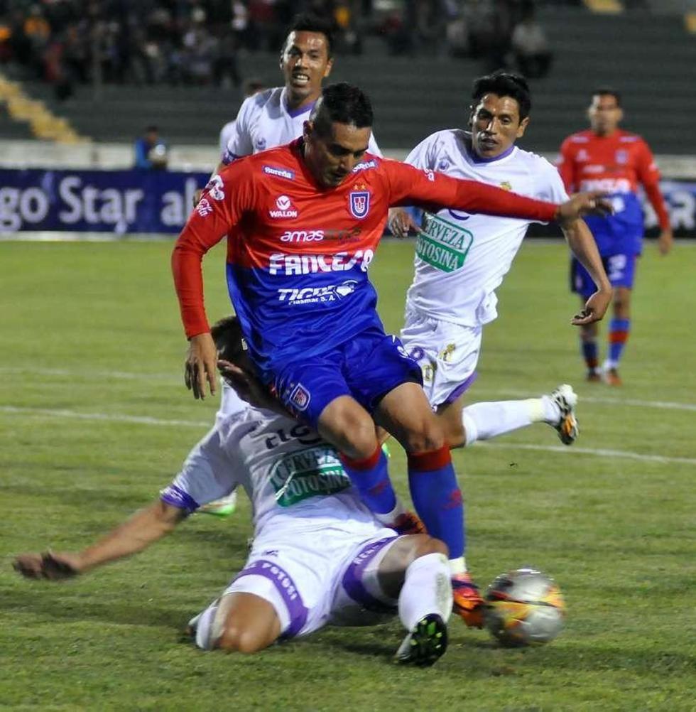 Real Potosí cae en inicio del torneo Clausura con Universitario