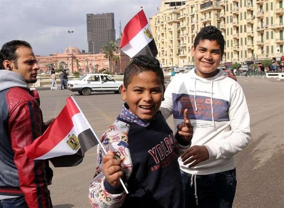 La primavera árabe recuerda su quinto aniversario