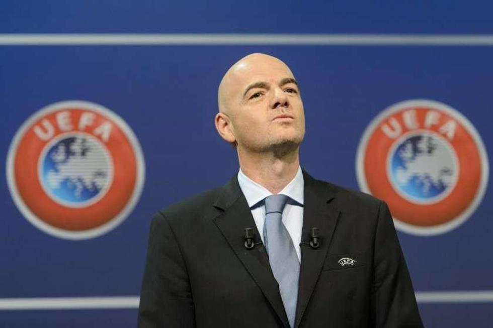 UNCAF apoya a Infantino a la FIFA