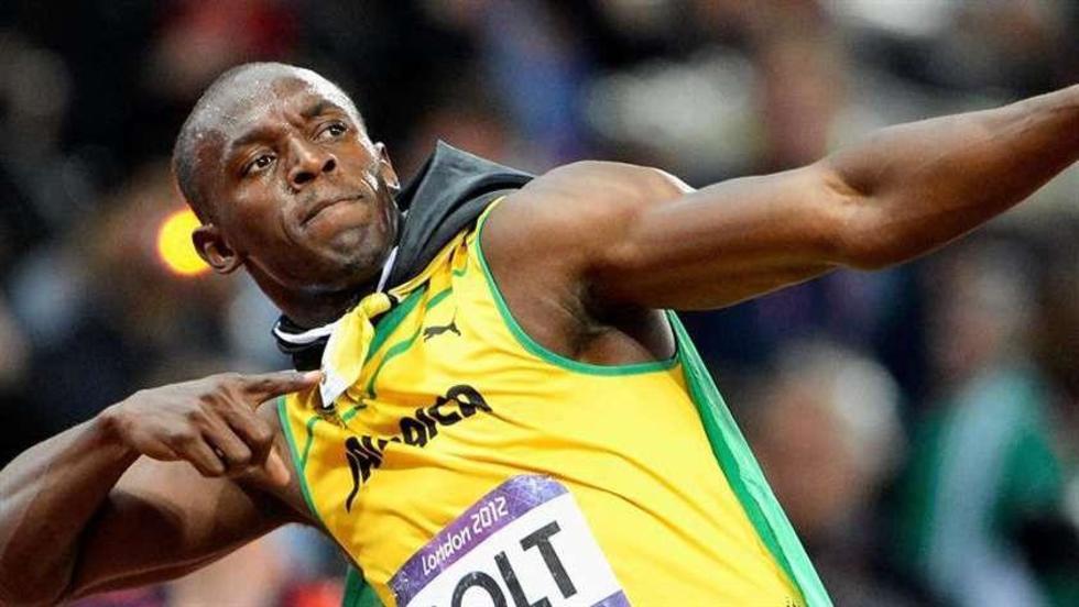 Bolt se traza como meta 3 oros en Brasil