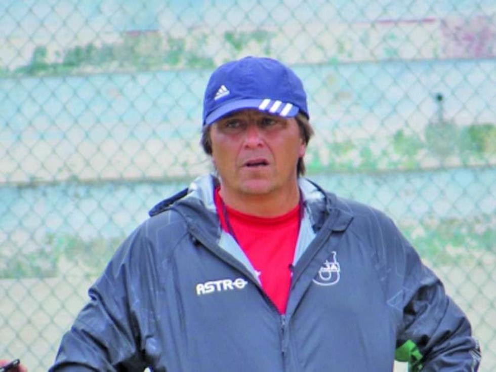 El estratega argentino , Julio César Toresani.