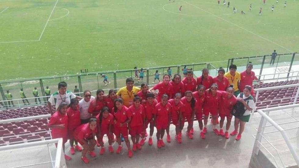 Bolivia vuelve a caer en el Sudamericano Sub-17
