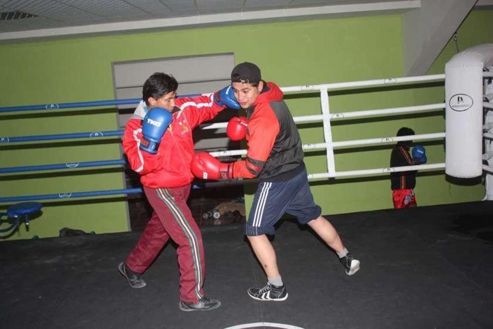 La Paz y Sucre mostraron su dominio en boxeo