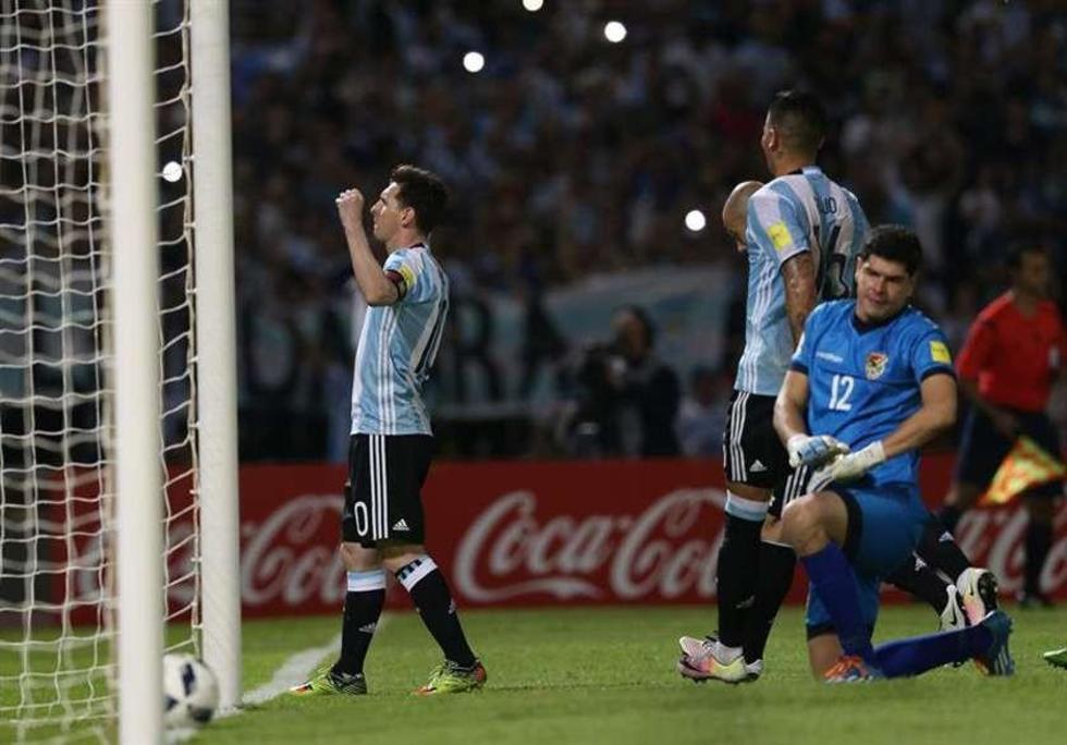 Argentina baila a la Verde al ritmo de una práctica
