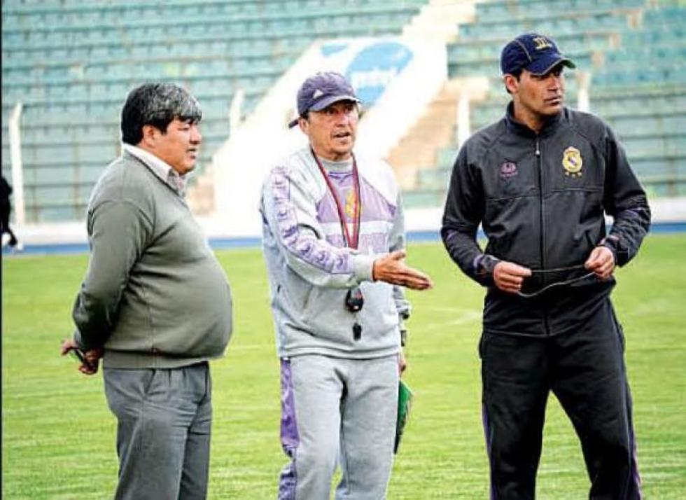 Julio Toresani dirigirá su primer partido oficial en Potosí