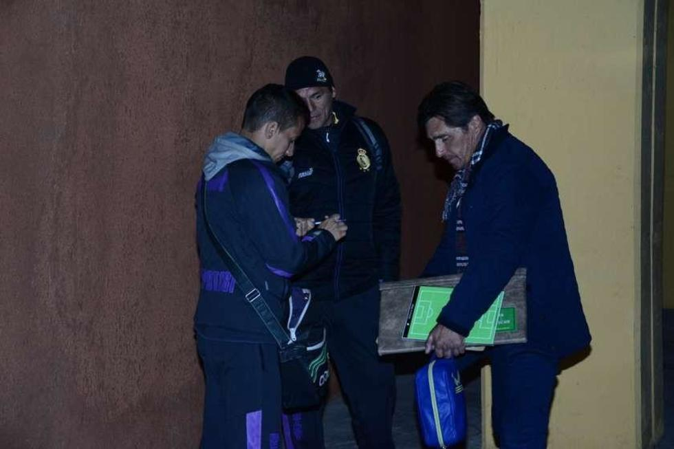 Real Potosí pierde en casa frente a Universitario