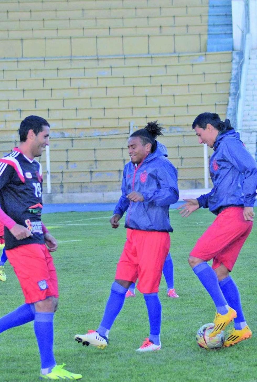 """Sport Boys cierra prácticas en el """"Víctor Agustín Ugarte"""""""