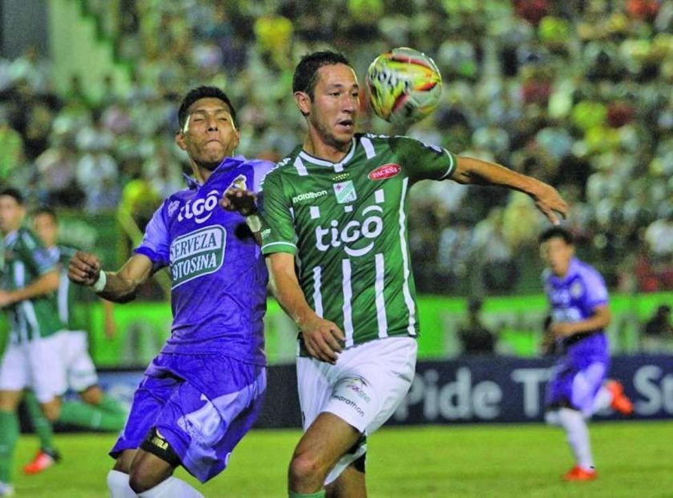 Real Potosí pierde y se complica en el descenso