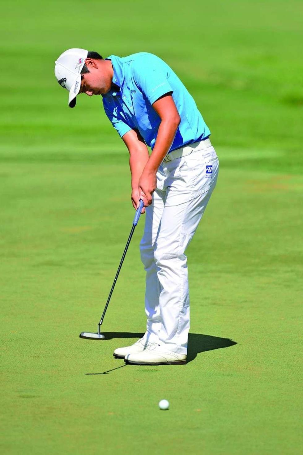Wang se corona vencedor del Trofeo Hassan II de golf