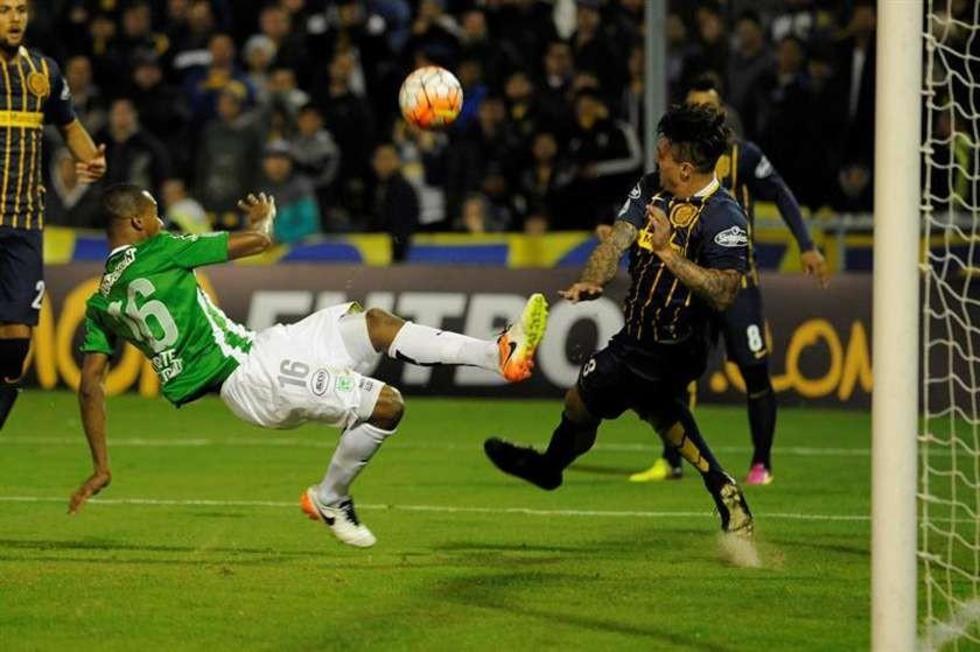 Nacional busca revertir el marcador ante Rosario