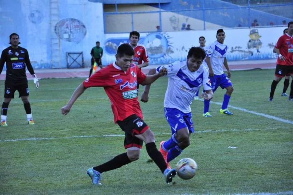 Nacional Potosí está a punto de conseguir pase a Sudamericana