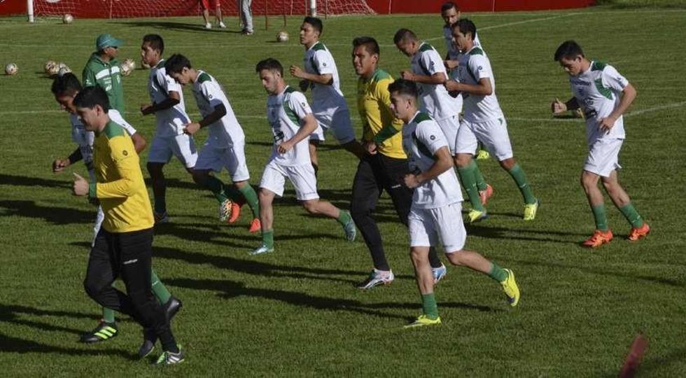 La Verde inicia su trabajo para la Copa Centenario