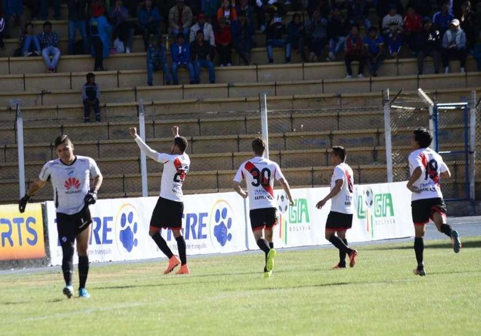 Nacional Potosí va en pos de su plaza en Copa Sudamericana