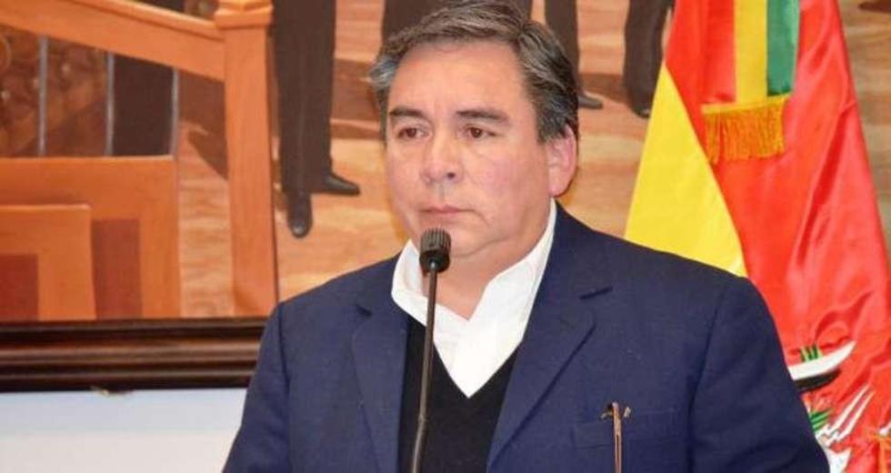 Nació el 2 de abril de 1964, en el departamento de Cochabamba.