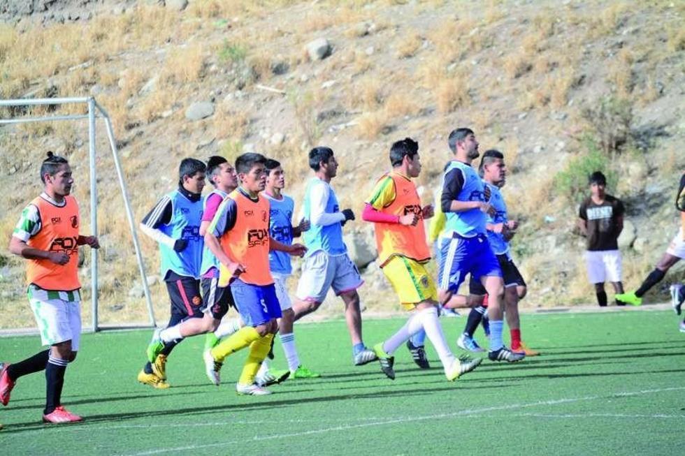 Nacional Potosí ensayará hoy la última prueba a los jugadores jóvenes