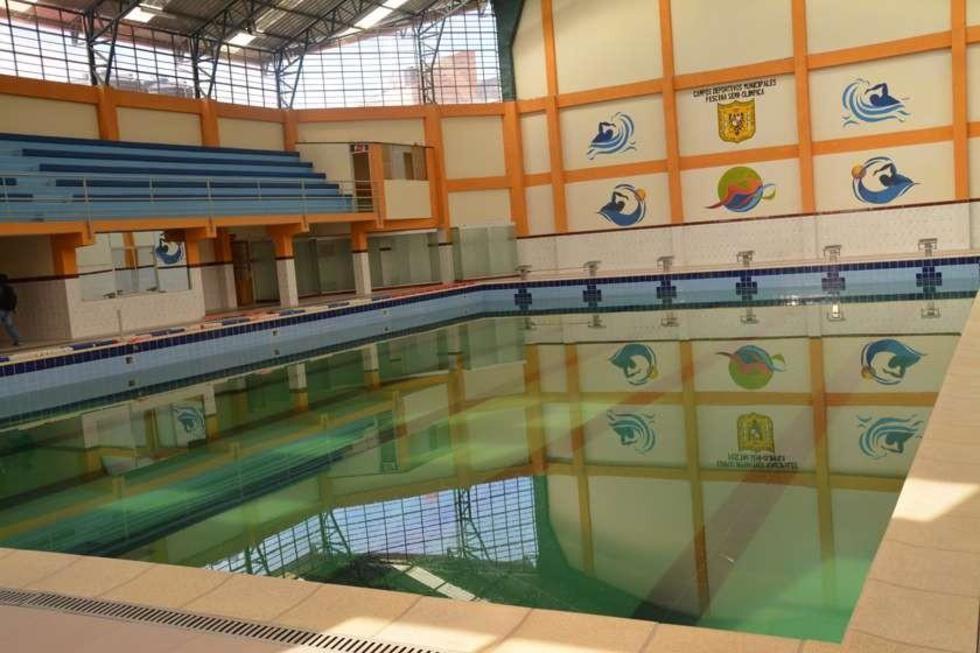 Entra en vigencia la escuela de natación